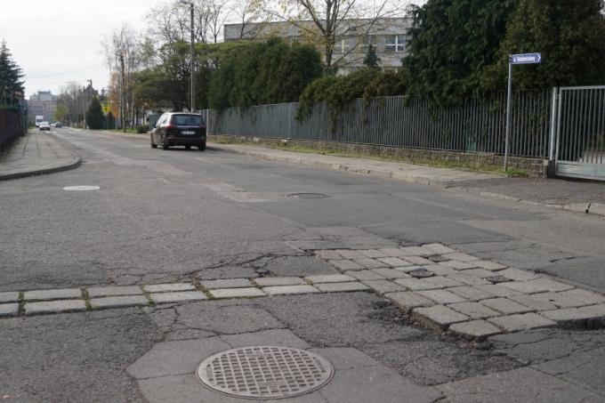 ulica_cecylii_skrzyowanie_z_ul._rodziewiczwny