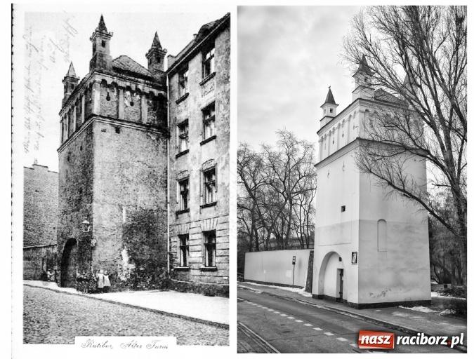 Zdjęcie w galerii na portalu naszraciborz.pl: Racibórz wczoraj i dziś w obiektywie Dawida Kukiełki. Jak to wyglądało dawniej a jak teraz wiadomości z regionu
