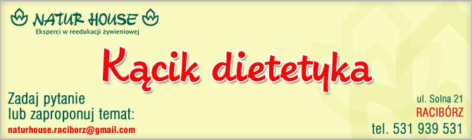 Sponsorzy i patroni medialni kącika dietetyka