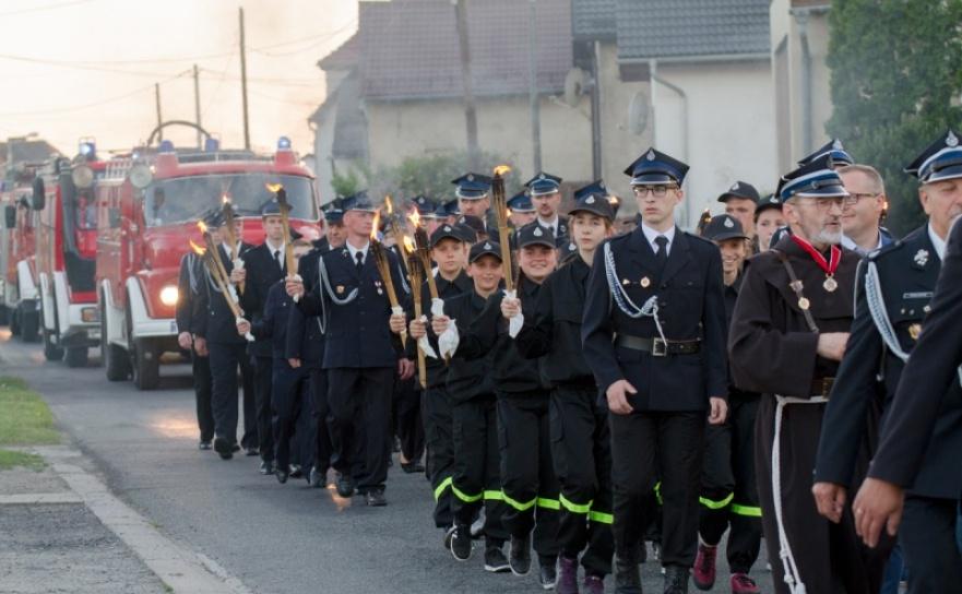 Jak co roku w Pietrowicach Wielkich odbyły się tradycyjne obchody Dnia Strażaka