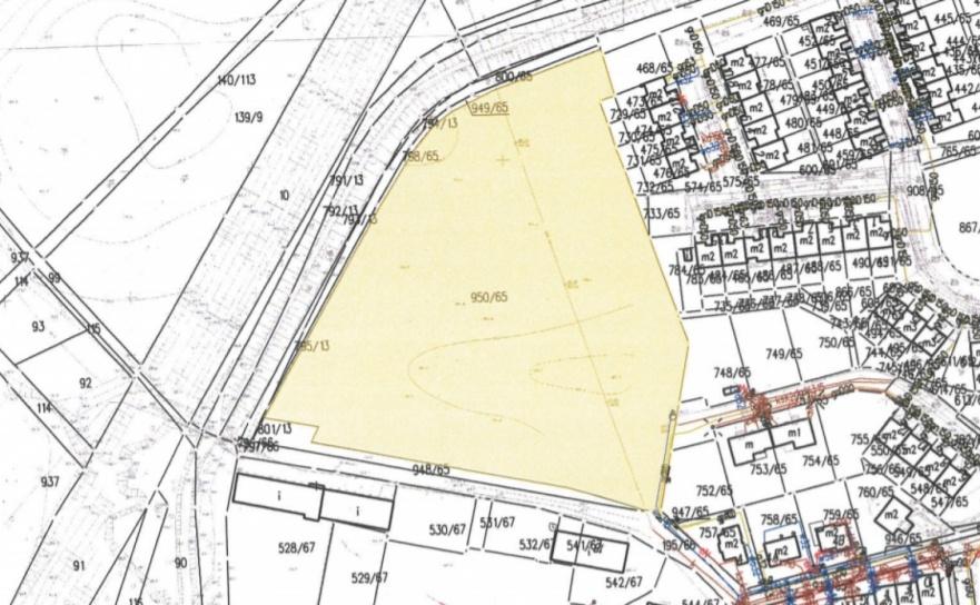 Miasto chce sprzedać teren pod osiedle domków