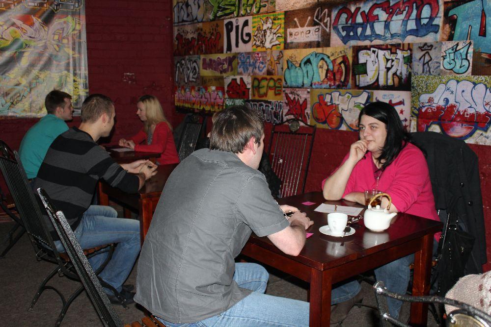 speed dating bergen dating ukraina