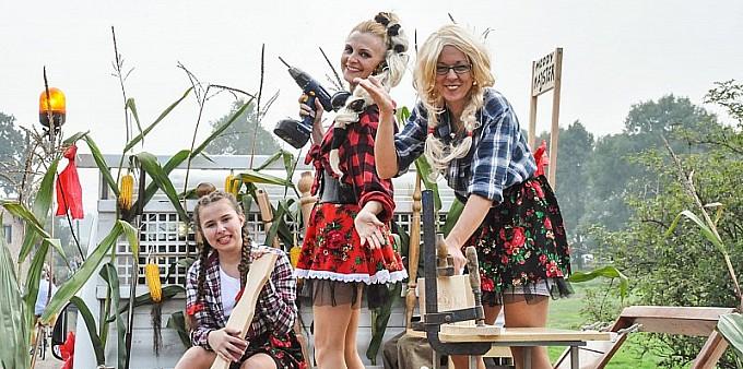 Dożynki powiatowe w Bieńkowicach
