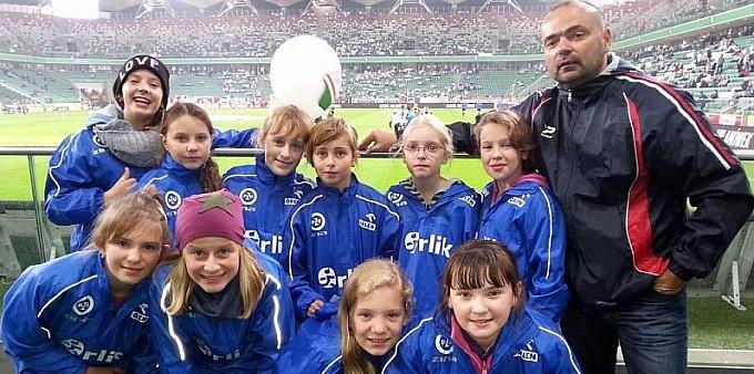 Piłkarki z Pawłowa w finale Orlika