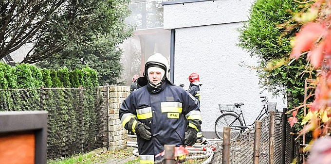 Podpalenia domów przy Skłodowskiej