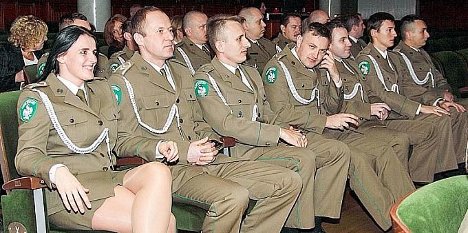 Straż Graniczna świętowała w RCK