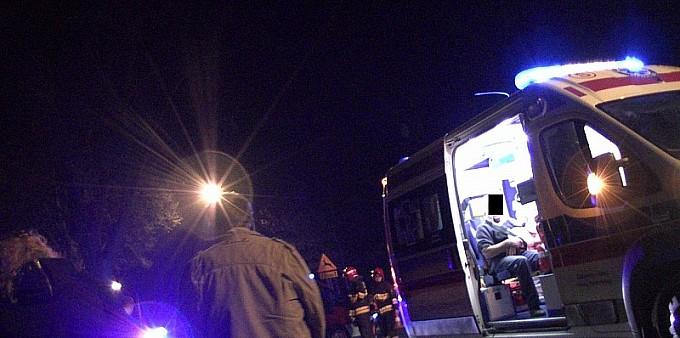 Wypadek bryczki w Kuźni Raciborskiej
