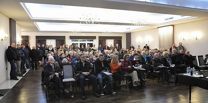 Ronin-Wacławczyk. Spotkanie z wyborcami