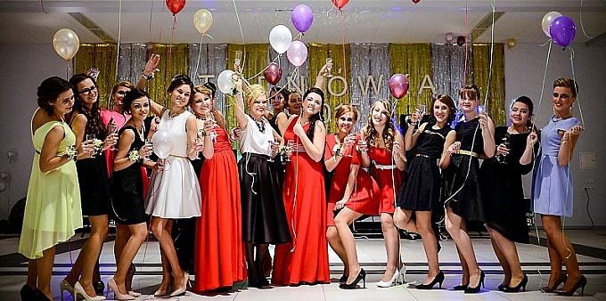 Szampańska zabawa Ekonomika w Zakrzowie