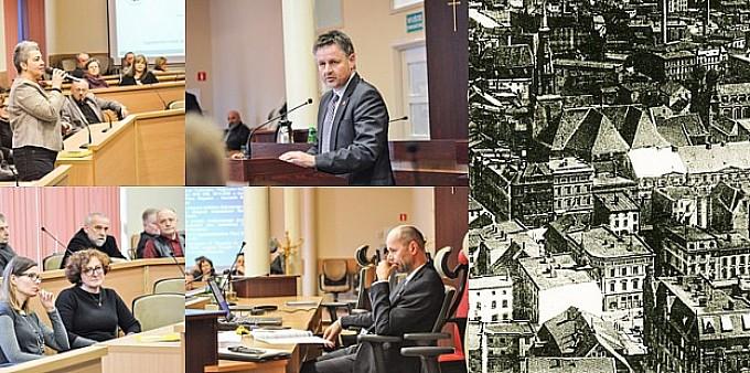 Pierwsza debata o placu Długosza
