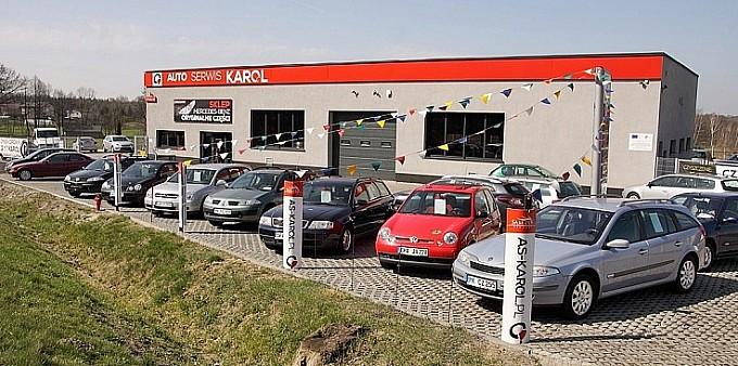 Auto Serwis Karol - serwis i sprzedaż