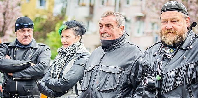 Raciborska parada motocyklistów - FOTO