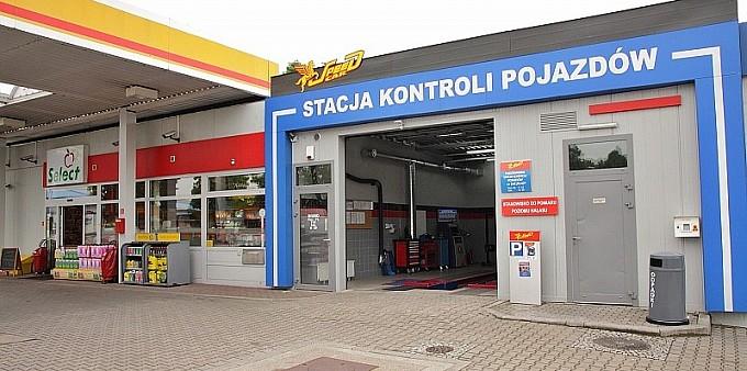 Speed Car - stacja kontroli pojazdów