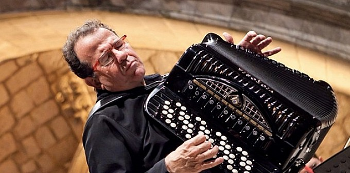 Richard Galliano & Sinfonietta Cracovia