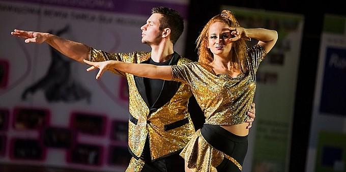 Karnawałowa Rewia Tańca w Arenie Rafako