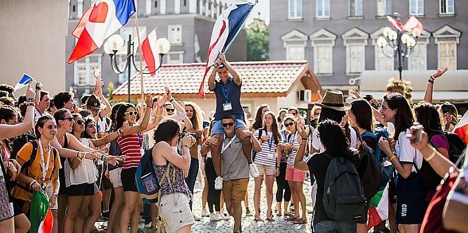 Światowe Dni Młodzieży w Raciborzu