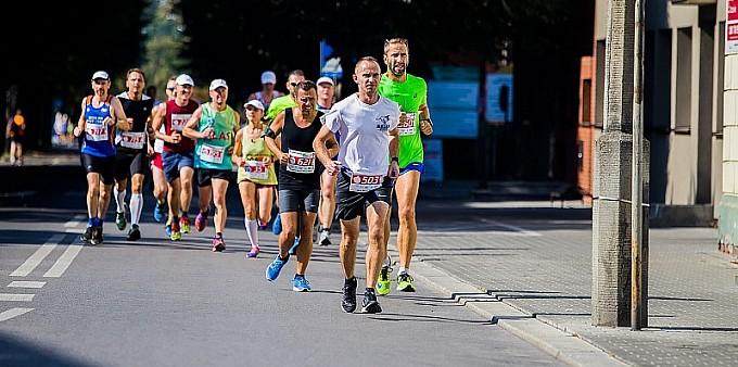 II Rafako Półmaraton Racibórz