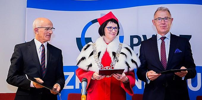 Raciborska PWSZ ma już 15 lat