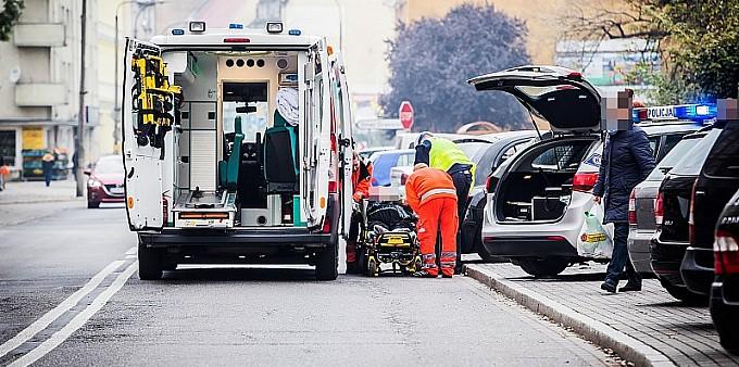 Nieuwaga powodem wypadku na Londzina