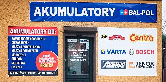Nowy sklep z akumulatorami w Raciborzu!