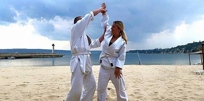 Spróbuj swoich sił w aikido!