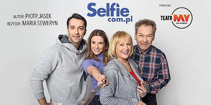 Termin spektaklu SELFIE.com.pl zmieniony