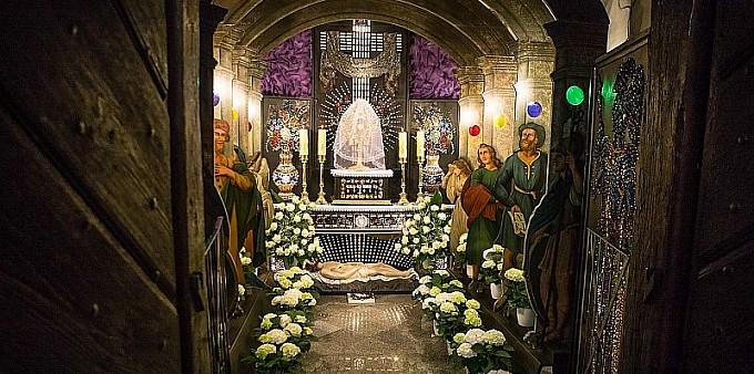 Groby Pańskie w raciborskich kościołach