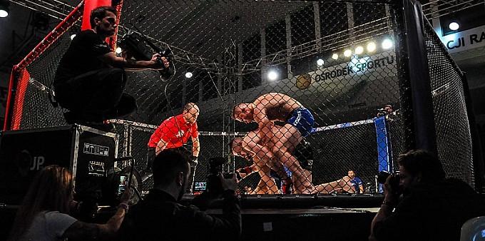 Gala MMA VFCL4 w Raciborzu FOTO
