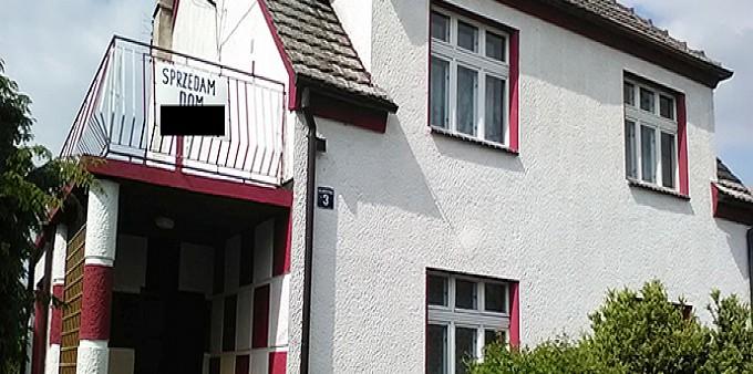Dom jednorodzinny w Siedliskach
