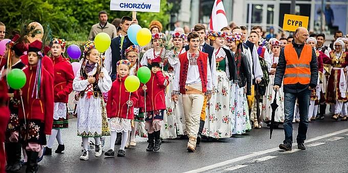 Raciborskie święto folkloru
