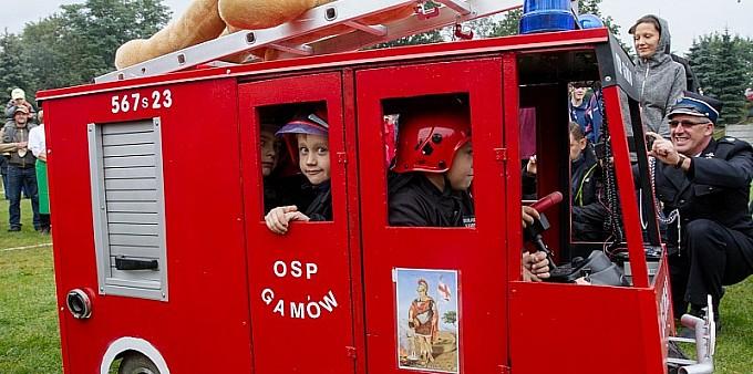 Strażaccy mistrzowie powiatu wyłonieni
